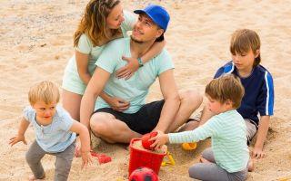 Положены ли путевки многодетным семьям?