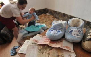 Какие существуют выплаты неработающим матерям?