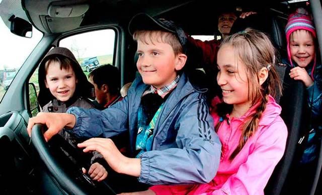 Автомобиль для многодетной семьи от государства в 2020 году.