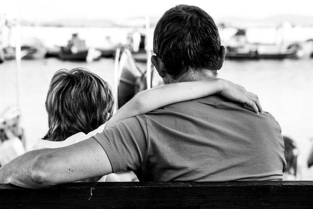 Права отца на ребенка.