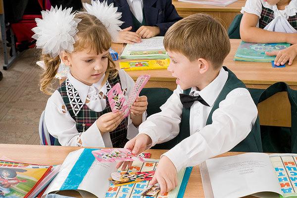 Помощь многодетным семьям к школе.