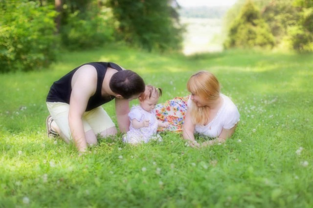 Льготы на третьего ребенка.